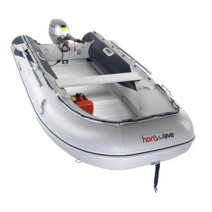 Лодки с алуминиево дъно  Honda - HonWave